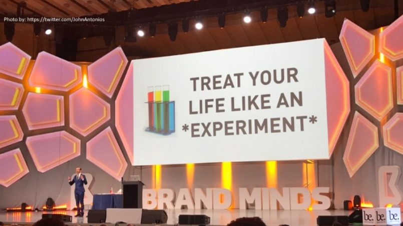 brand minds 2018 idea tip slide