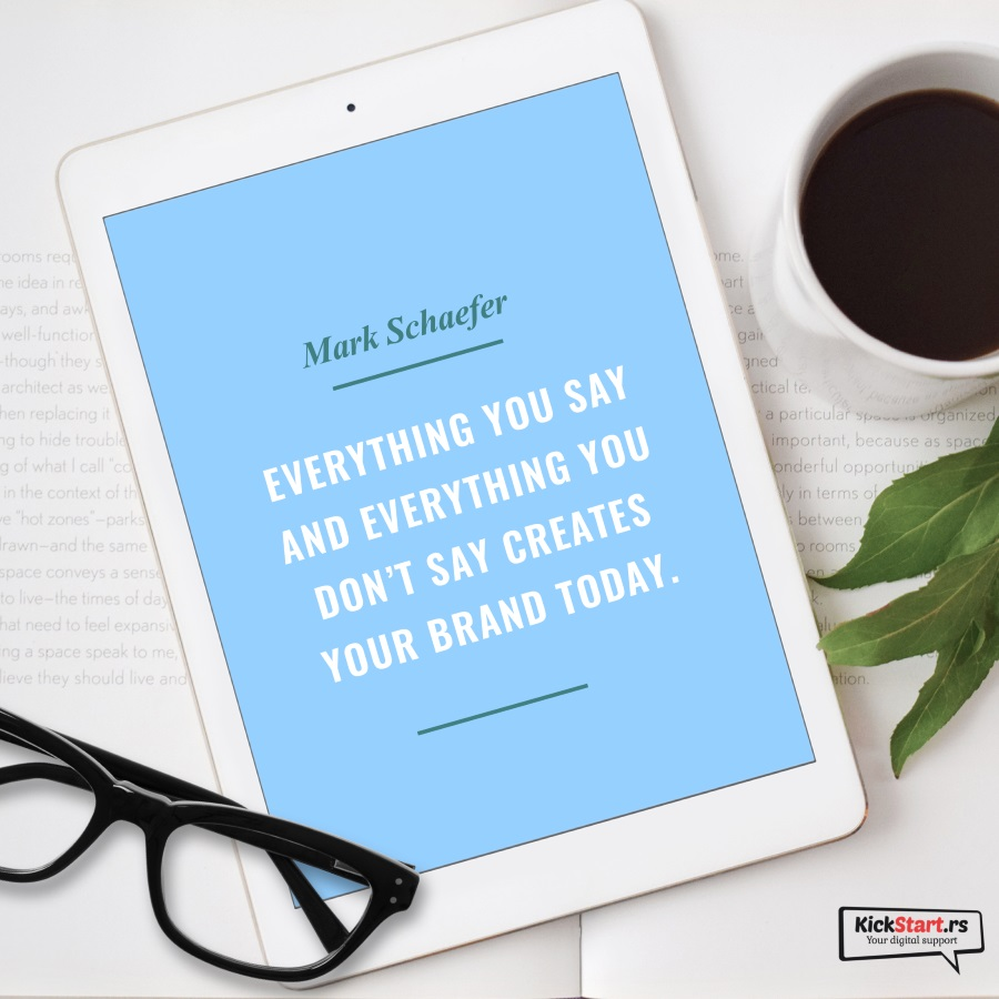brand building tips from mark schaefer
