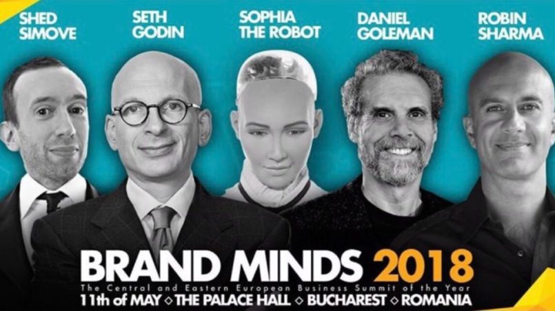 Brand Mind 2018 speakers