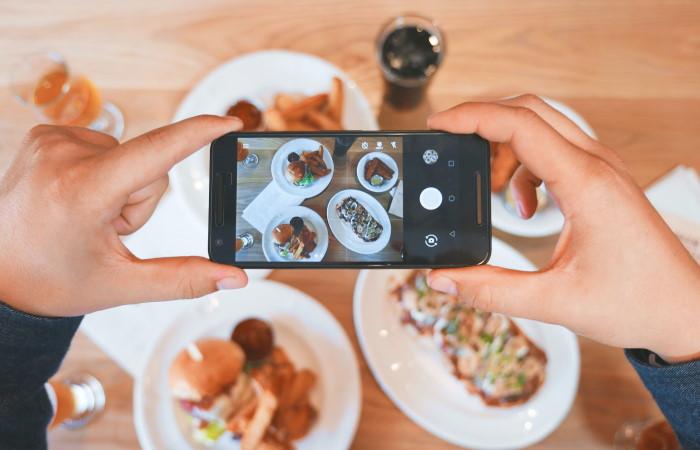 vizuali za društvene mreže instagram
