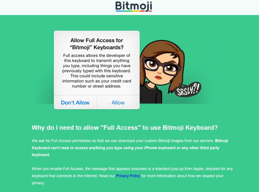 pun-pristup-bitmoji-aplikacije